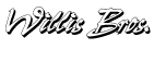 Willis Bros. -